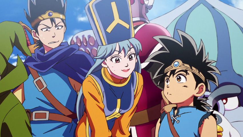 Dragon Quest The Remake Of Dai The Great Adventure Is Reality Asap Land