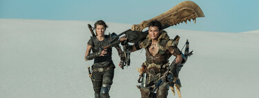 'Monster Hunter': a new download of unprejudiced fun with the Paul WS Anderson-Milla Jovovich team stamp