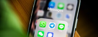 The use of WhatsApp in the corporate environment is enormous.  It is also a mistake in many ways