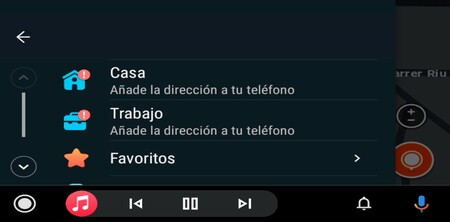 Waze Android Auto