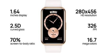 Huawei Watch Fit Elegant Edition 2