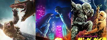 From 'The Lost World' to 'Godzilla vs Kong': 14 movies with great battles of giant monsters in fantasy cinema