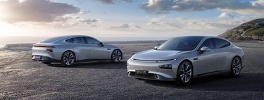 """Xpeng P7, the new """"Tesla chino"""" promises 706 km of autonomy and level 3 of autonomous driving"""
