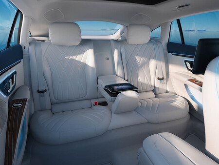 Mercedes EQS 2021