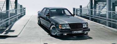 "Mercedes 300 E 5.6 AMG ""Hammer"" Or when AMG hammered Mercedes-Benz"