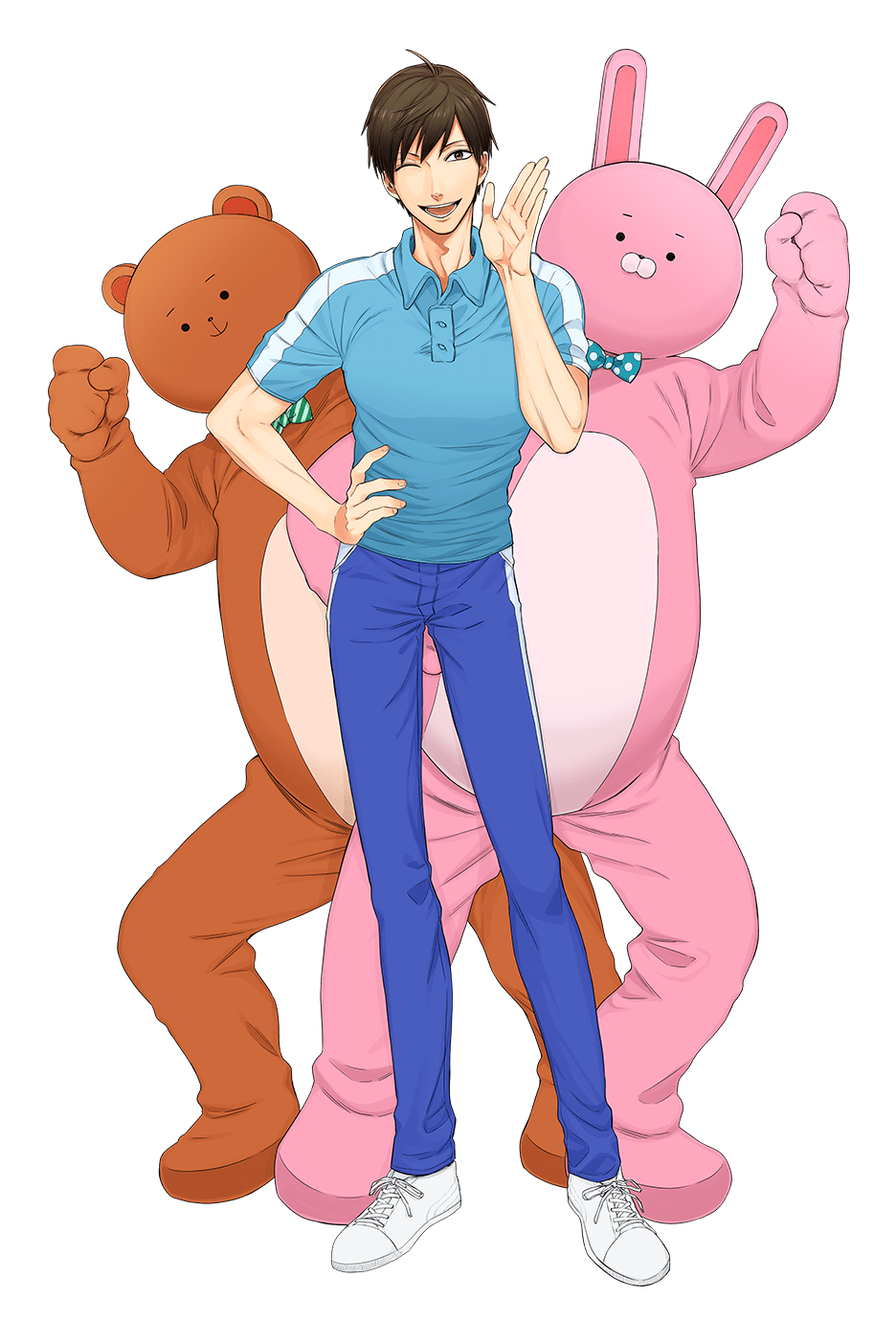 Uramichi Oniisan to join 2021 anime premieres