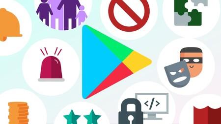 Google Play Reglas