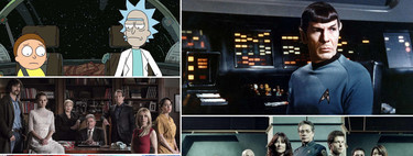 The 21 best sci-fi series you can watch on Netflix, HBO, Amazon Prime Video and Disney +