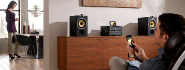 Do not throw away your old mini system: you can give it a new use as a sound system for TV or even reuse its speakers