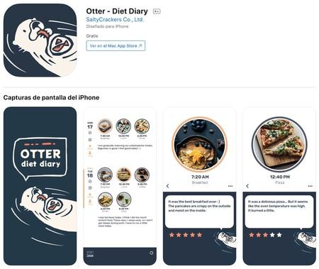 Otter Diet Diary
