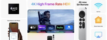 The new Apple TV in detail: new Apple TV Remote on sale, backward compatibility, Wi-Fi 6 and HDMI 2.1, Apple Care + and more