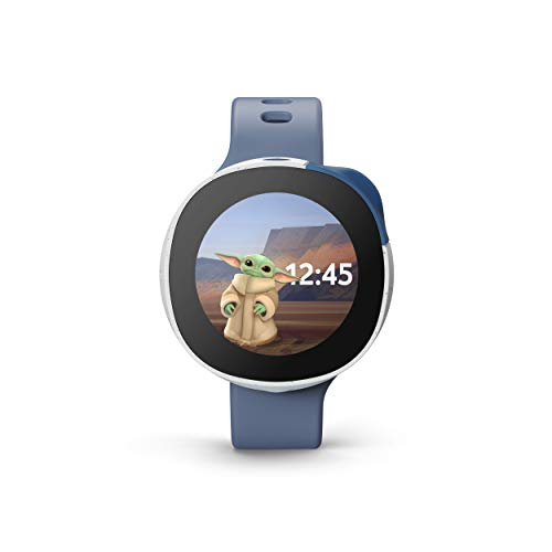 Neo, the Smart Watch for children with Disney Characters.  Smartwatch with Calls, Chat, camera, GPS locator and Activity Monitor.