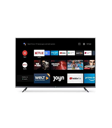 "LED TV 55"" XIAOMI MI TV 4S 4K-UHD Smart TV - Version ESP"