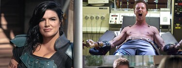 Gina Carano and 23 other actors fired with controversy of films and television series