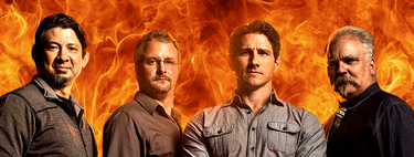 'Forged by fire': the perfect reality show is heavier than a rain of axes