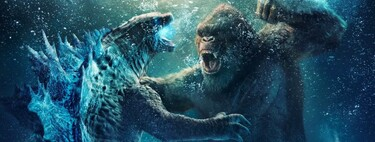 'Godzilla vs.  Kong ': A clash of the colossi of pop culture that gives us everything that should be demanded of a giant monster movie