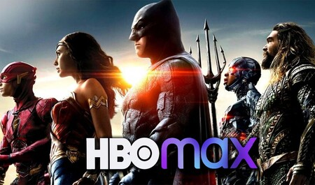 Justice League Hbo Max