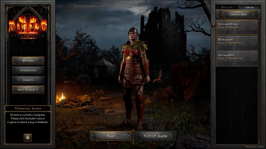 Diablo II Resurrected: Diablo 2 is my favorite game and playing Resurrected has been very exciting