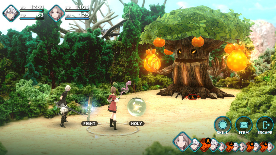 Fantasian: I have played Fantasian in Apple Arcade and it has caught me - other JRPGs have a lot to learn from it